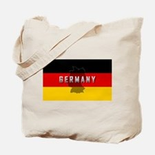 Germany Flag Extra Tote Bag