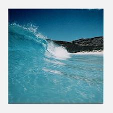 Aqua Wave, Esperance WA Tile Coaster