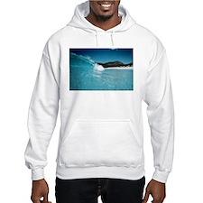 Aqua Wave, Esperance WA Hoodie Sweatshirt