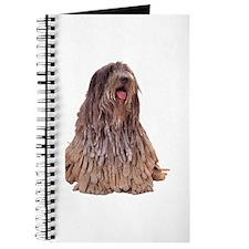 Bergamasco Sheepdog Sitting Journal