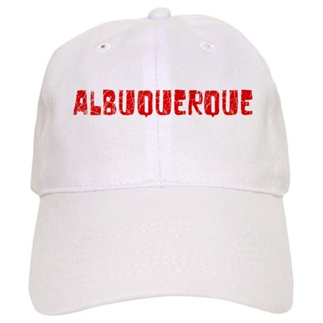 Albuquerque Faded (Red) Cap