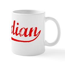 Vintage Meridian (Red) Mug