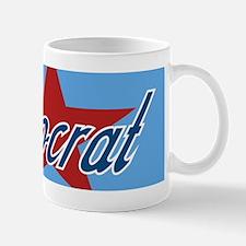 Blue Democrat  Mug