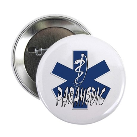 """Paramedic Action 2.25"""" Button (100 pack)"""