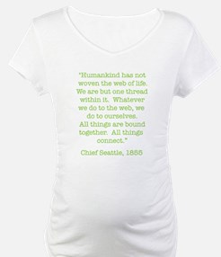 Nature Quotes 1 Shirt