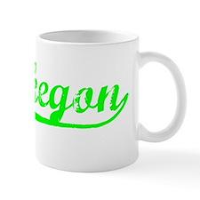 Vintage Muskegon (Green) Mug
