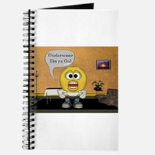 Massage Room Journal
