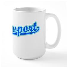 Retro Williamsport (Blue) Mug
