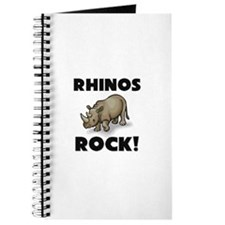 Rhinos Rock! Journal