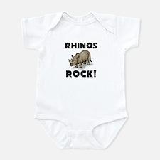 Rhinos Rock! Onesie