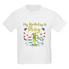 May Day May 1st Birthday T-Shirt