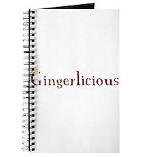 Unique Red head Journal