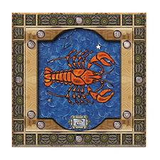 Cancer Tile Coaster