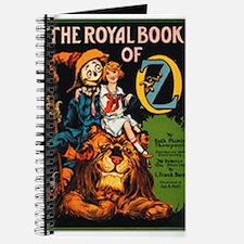 Royal Book Journal