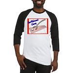 Shuffleboard Champ Baseball Jersey