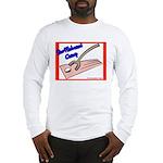 Shuffleboard Champ Long Sleeve T-Shirt