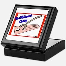 Shuffleboard Champ Keepsake Box