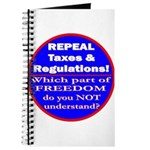 Repeal Taxes #3c Journal