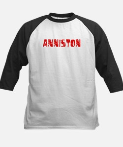 Anniston Faded (Red) Kids Baseball Jersey