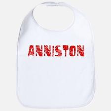 Anniston Faded (Red) Bib