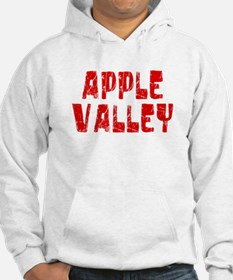 Apple Valley Faded (Red) Hoodie
