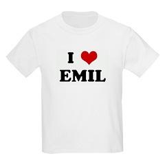 I Love EMIL T-Shirt