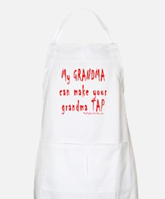My GRANDMA can make your gran BBQ Apron