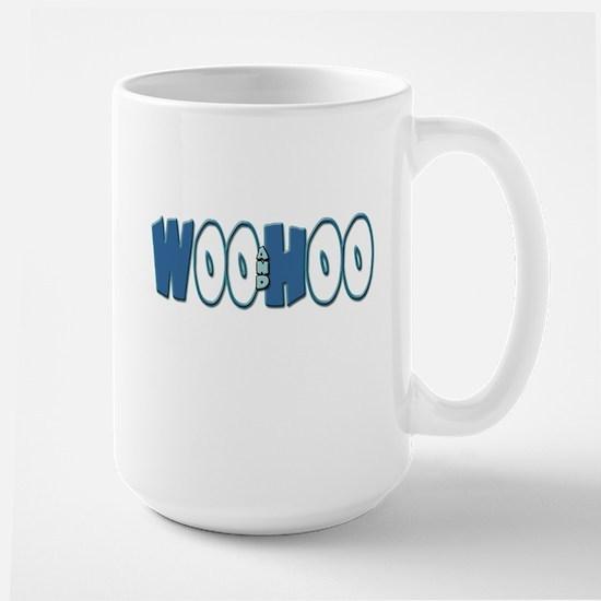 Woo and Hoo Large Mug