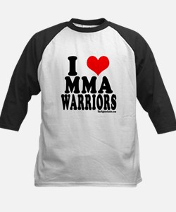 I LOVE MMA WARRIORS Tee