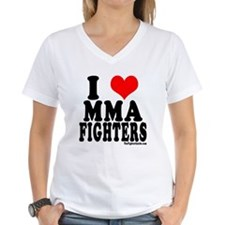 I LOVE MMA FIGHTERS Shirt