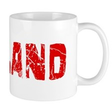Ashland Faded (Red) Mug