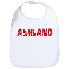 Ashland Faded (Red) Bib
