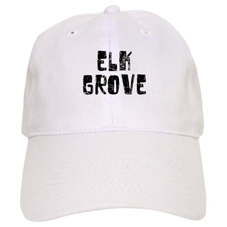 Elk Grove Faded (Black) Cap