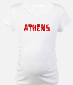 Athens Faded (Red) Shirt