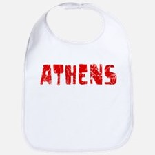 Athens Faded (Red) Bib