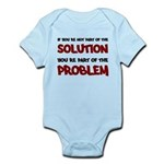 Part of the Solution Infant Bodysuit