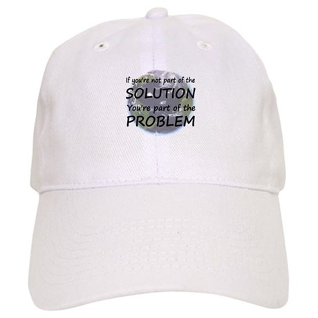 Part of the Solution Cap