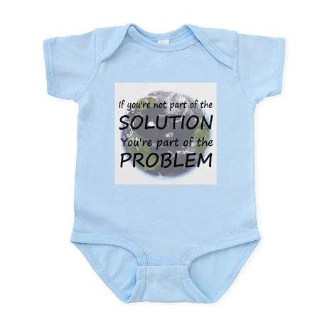 Part of the Solution Infant Bodysuit