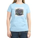 Part of the Solution Women's Light T-Shirt
