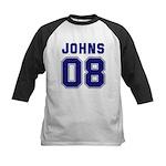 Johns 08 Kids Baseball Jersey