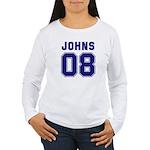Johns 08 Women's Long Sleeve T-Shirt