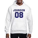 Johnson 08 Hooded Sweatshirt