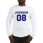 Johnson 08 Long Sleeve T-Shirt