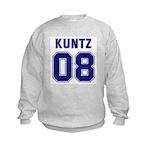 Kuntz 08 Kids Sweatshirt