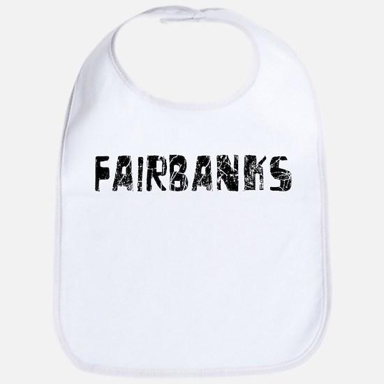 Fairbanks Faded (Black) Bib