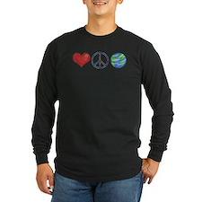 Love Peace Earth T