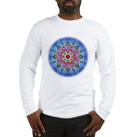 Tara Yantra-mandala Long Sleeve T-Shirt