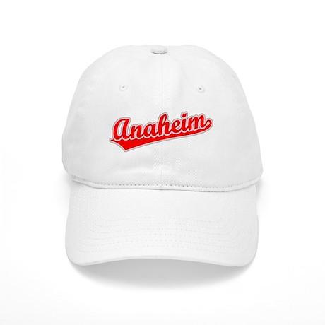 Retro Anaheim (Red) Cap
