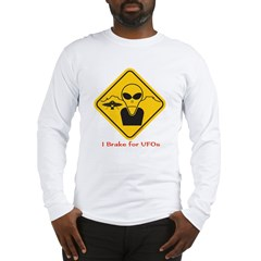 The Brakes Long Sleeve T-Shirt