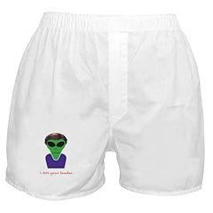 Alien Leader Boxer Shorts